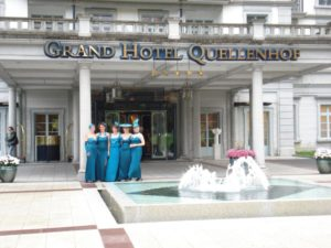 Grand Hotel Bad Ragaz- Schweiz