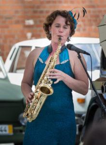 Saxophon Cécile
